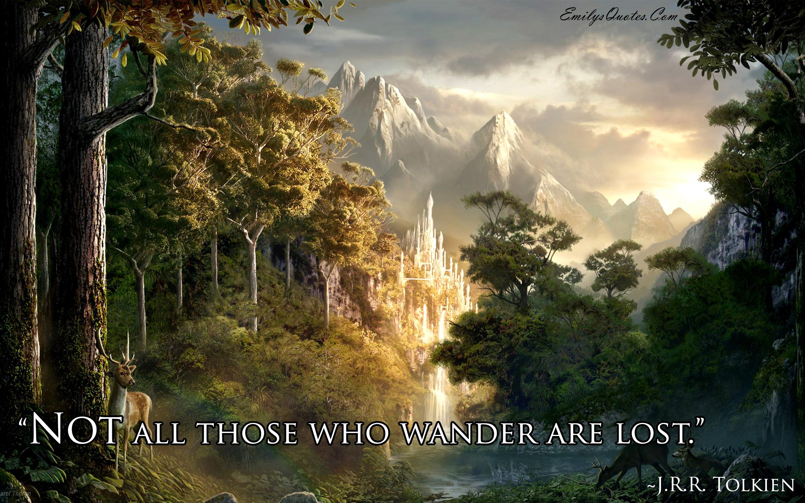 EmilysQuotes.Com-wisdom-Intelligence-wander-travel-J.R.R.-Tolkien